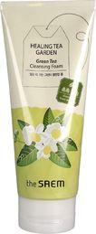 SAEM Pianka do mycia twarzy Healing Tea Garden Green Tea 150ml