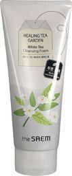 SAEM Pianka do mycia twarzy Healing Tea Garden White Tea 150ml