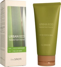 SAEM Pianka do mycia twarzy Urban Eco Harakeke 150ml