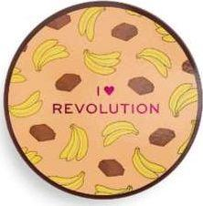 Makeup Revolution Puder Loose Baking Powder Chocolate