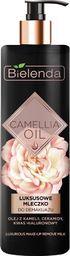 Bielenda Bielenda Camellia Oil Luksusowe Mleczko do demakijażu  200ml