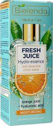 Bielenda Hydro-esencja do twarzy Fresh Juice Pomarańcza 110ml