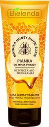Bielenda Pianka do mycia twarzy Manuka Honey Nutri Elixir 150g