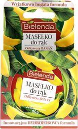 Bielenda Bielenda Masełko do rąk Odżywczy Banan  50g
