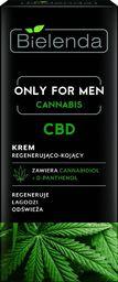 Bielenda Bielenda Only for Men Cannabis CBD Krem regenerująco-kojący  50ml
