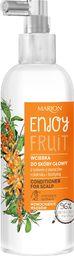 Marion Marion Enjoy Fruit Wcierka do skóry głowy wzmacniająca 120ml