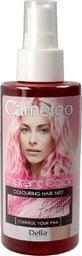 Delia Cameleo Płukanka do włosów w sprayu Pink 150ml