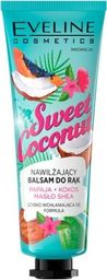 Eveline Eveline Balsam do rąk nawilżający Sweet Coconut  50ml