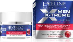 Eveline Krem do twarzy Men X-Treme Anti-Age przeciwzmarszczkowy 50ml