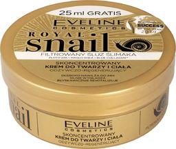 Eveline Krem do twarzy Royal Snail regenerujący 200ml