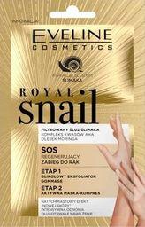 Eveline Eveline Royal Snail Zabieg 2-etapowy do rąk 6mlx2