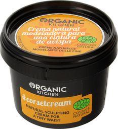 """Organic Kitchen Krem do ciała modelujący """"Gorset Kremowy"""" 100ml"""