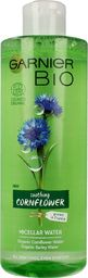 Garnier Garnier BIO Woda micelarna do twarzy - Soothing Cornflower 400ml