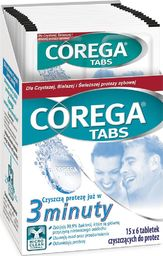 Corega  Tabletki czyszczące do protez 6 szt.