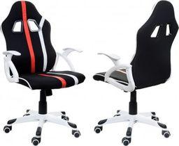GIOSEDIO Fotel biurowy GIOSEDIO czarny, model FBL004 FBL004