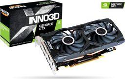 Karta graficzna Inno3D INNO3D GTX 1660 SUPER TWIN X2 graphics card(1x HDMI, 3x DisplayPort)
