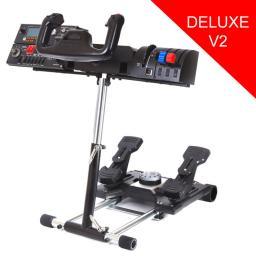 Wheel Stand Pro Stojak dla wolantów Saitek Pro Flight Yoke System - Deluxe V2 (WSP-SAITEK)