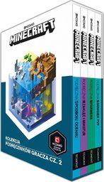 Egmont Kolekcja podręczników gracza Minecraft część 2
