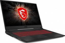 Laptop MSI GL75 9SD-227XPL 16 GB RAM/ 512 GB M.2 PCIe/ Windows 10 Pro