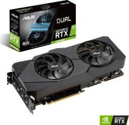 Karta graficzna Asus GeForce RTX 2080 SUPER Evo V2 8GB GDDR6 (90YV0DP2-M0NM00)