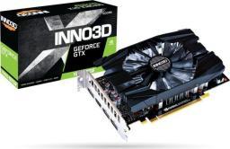 Karta graficzna Inno3D GeForce GTX 1660 SUPER Compact 6GB GDDR6 (N166S1-06D6-1712VA29)