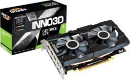 Karta graficzna Inno3D GeForce GTX 1660 Twin X2 6GB GDDR5 (N16602-06D5-1521VA15)