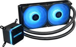 Chłodzenie wodne Enermax Uniwersalne chłodzenie wodne Enermax ELC-LMT240-RGB Liqmax III RGB 240mm