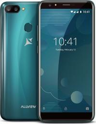 Smartfon AllView P10 Pro 32 GB Dual SIM Zielony  (P10 Pro Green)