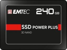 """Dysk SSD Emtec 240GB 2,5"""" SATA III  (ECSSD240GX150)"""