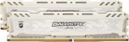 Pamięć Crucial Ballistix Sport LT, DDR4, 32 GB,2400MHz, CL16 (BLS2K16G4D240FSC)