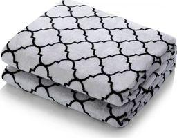 Łóżkoholicy Koc Mikrofibra Koniczyna Marokańska 03 150x200