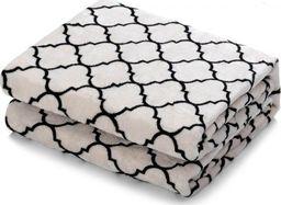 Łóżkoholicy Koc Mikrofibra Koniczyna Marokańska 07 150x200