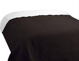 Darymex Narzuta Pikowana Mirella C Brąz+Biały Kapa 170x210