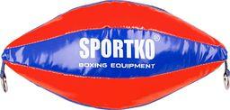 SportKO Worek treningowy SportKO GP2 Kolor Czerwono-żółta