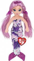 TY Mermaids Rolelei cekinowa fioletowa syrenka (02101)