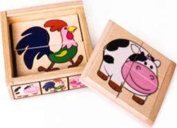 Brimarex Top Bright Puzzle w pudełku Wiejskie zwierzęta