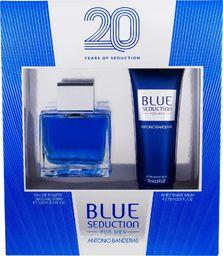 Antonio Banderas Zestaw Blue Seduction