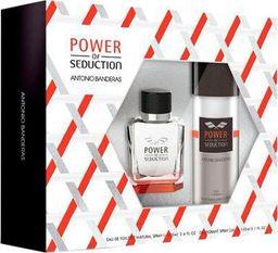 Antonio Banderas Zestaw Power of Seduction