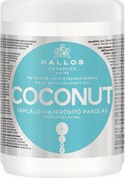 Kallos Odżywka Cosmetics KJMN Nutritive-Hair 1000 ml