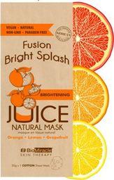 Biomiracle Maseczka do twarzy Fusion Bright Splash odświeżająca