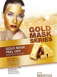 IDC Maseczka do twarzy Gold Mask oczyszczająca 15g