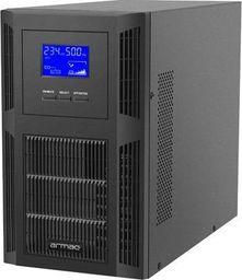 UPS Armac Zasilacz UPS On-Line 3000va LCD 8XIEC 230v metalowa obudowa -O/3000I/ONL