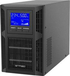 UPS Armac Zasilacz UPS On-Line 1000va LCD 4XIEC 230v obudowa metalowa -O/1000I/ONL