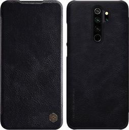 Nillkin Etui Nillkin QIN Xiaomi Redmi Note 8 Pro - czarne
