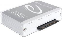 Adapter USB Delock Thunderbolt - SATA Biały (61971)