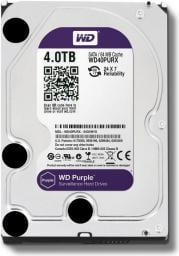 """Dysk Western Digital Purple 4 TB 3.5"""" SATA III (WD40PURX)"""