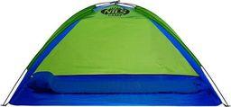 NILS Namiot plażowy Nils Camp NC1504 197x118x89 wodoodporny niebiesko-żółty uniwersalny
