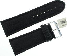 JVD Skórzany pasek do zegarka 30 mm JVD R16401-30 uniwersalny