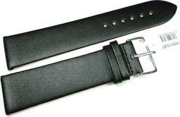 JVD Skórzany pasek do zegarka 24 mm JVD R14801-24P XL uniwersalny