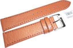 JVD Skórzany pasek do zegarka 20 mm JVD R15703-20 uniwersalny